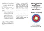Introduttivo non residenziale Roma dal 30/1 al 6/3 di Patrizia Favorini