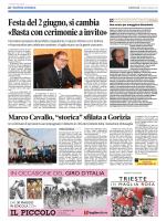 """Marco Cavallo, """"storica"""" sfilata a Gorizia"""