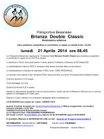 Brianza Double Classic