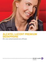 Telefoni da tavolo per ufficio Premium DeskPhone IT