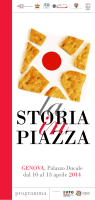 GENOVA, Palazzo Ducale dal 10 al 13 aprile 2014