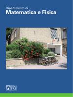 Matematica e Fisica - Servizio di hosting