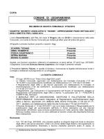 Delibera di Giunta Comunale n°52/2014