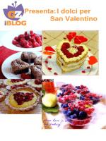 Dolci San Valentino - Blog