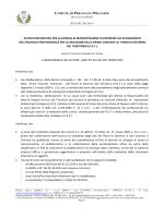 AVVISO PGT - Comune di Pregnana Milanese