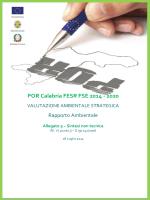 POR Calabria FESR FSE 2014 - 2020