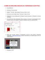 Guida per E-Book Torrossa