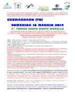 GERMAGNANO (TO) DOMENICA 18 MAGGIO 2014