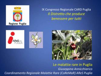 Annicchiarico - Card Puglia