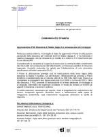 Approvazione PUC Discarica di Stabio tappa 3 e annessa area di