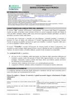 Servizi di bancaelettronica: POS - Banca di Credito Cooperativo di