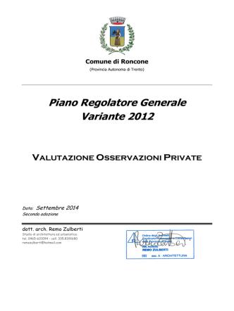 06 Valutazione Osservazioni private_Ad2^