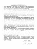 Nota Tribunale FG su REGINDE - Ordine Architetti PPC Foggia