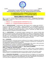 carp fishing - FIPSAS Ancona
