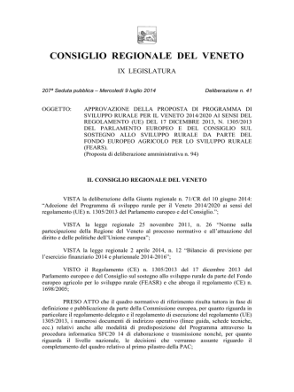 9/07/2014 - Confindustria Veneto