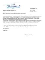 Poste Italiane S.p.A. Segreteria Provinciale CALTANISSETTA RAM