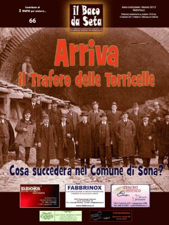 Anno dodicesimo - Maggio 2012 Bimestrale