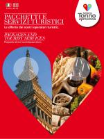Pacchetti e servizi turistici 2014/2015
