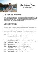 Curriculum Vitae - Clodio FITNESS