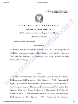 12888/14 - Professionisti Scuola