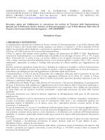 Disciplinare definitivo - Polo Museale Veneziano