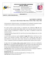 "Circolare n.21 - IIS ""M. BUNIVA"" Pinerolo"