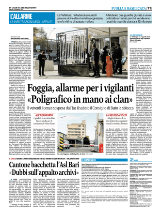 04 11 14 Foggia metropol mafia