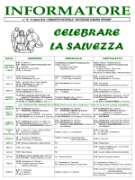 "Info CP 15/14 - Comunità Pastorale ""Visitazione di Maria Vergine"""