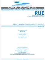 RUE CR Norme_MOD - Comune di Crevalcore