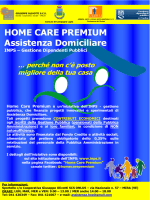 HOME CARE PREMIUM Assistenza Domiciliare