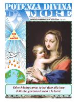 Gennaio-Febbraio 2014 - Opera dello Spirito Santo