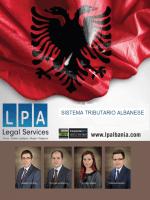 Sistema Tributario in Albania 2014