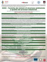 Manifesto - ITINERA Servizi alle Imprese