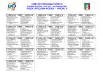 Calendario Terza Categoria 2014-2015