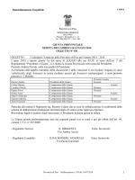 Delibera della G.P. n. 130/2014 (cal. venatorio)