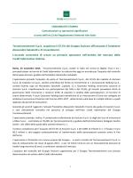 Tecnoinvestimenti S.p.A. acquisisce il 67,5% del Gruppo Assicom