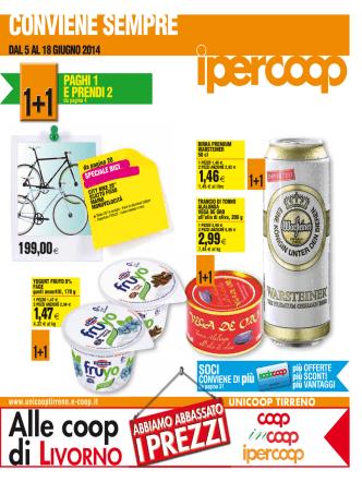 2,99 - Unicoop Tirreno