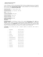 """""""MARATHON BIKE PER HAITI"""" regolamento"""