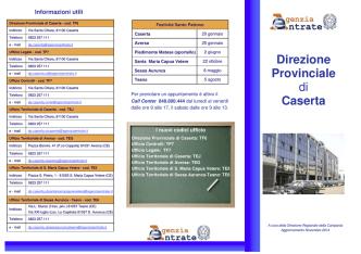 Brochure informativa attivazione DP Caserta - pdf