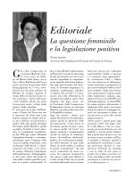 Editoriale - Università Popolare Mestre
