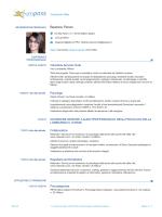Beatrice Peroni - Ordine degli Psicologi della Lombardia