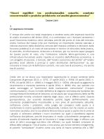 """""""Nuovi equilibri tra professionalità notarile, condotte concorrenziali e"""