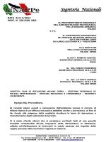 vertenza sinappe del 24 novembre 2014 - prap milano