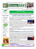 FarmaDay - n.368 - Ordine dei Farmacisti della provincia di Napoli