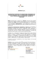 Autorizzazione Impianto Vigevano ASGA