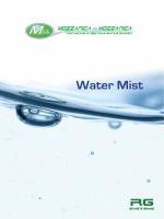 Water Mist - Mozzanica e Mozzanica