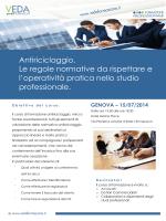 Programma - Ordine dei Dottori commercialisti di Genova
