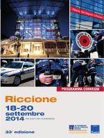 Riccione - Le giornate della Polizia Locale