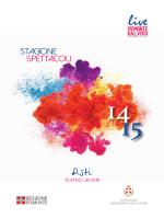 scarica il libretto! - LIVE Piemonte dal Vivo