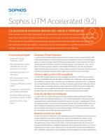 Sophos UTM Accelerated (9.2)